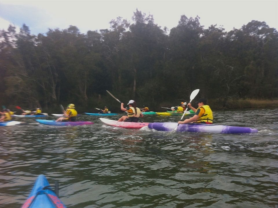 Avoca Beach Kayaking