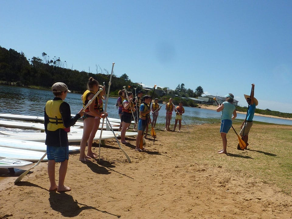 Avoca Beach SUP