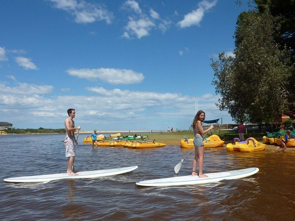 SUP - Great activity for couples